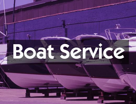 Boat Service icon